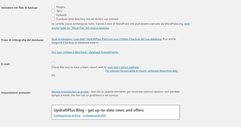 come fare il backup di un sito wordpress figura 4