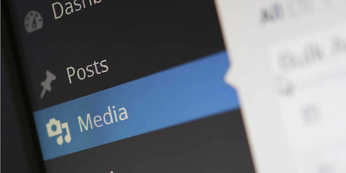 Ordinare le voci di menu nel backend di un sito WordPress